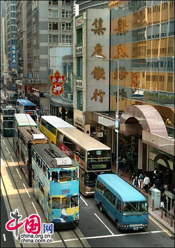hong kong autopistas