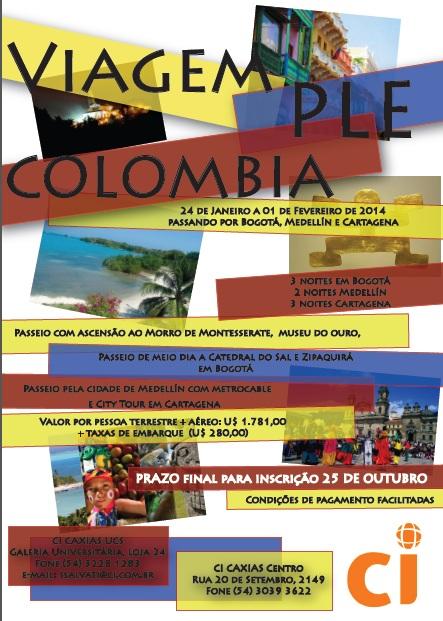 Cartaz Colômbia