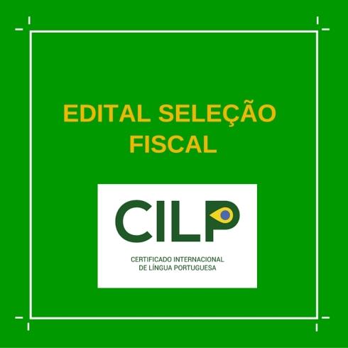 EDITAL SELEÇÃO FISCAL