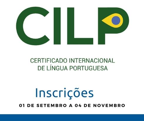 Inscrições CILP